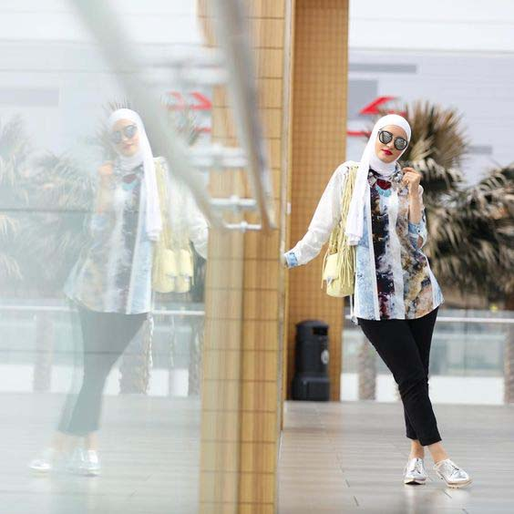 Styles Hijab Modernes26