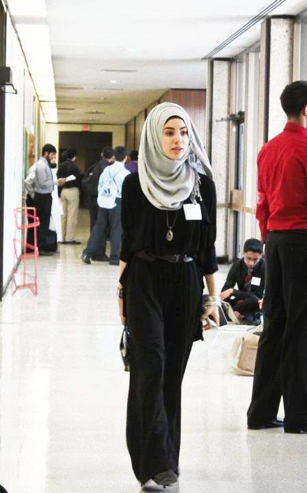 Styles Hijab Modernes7
