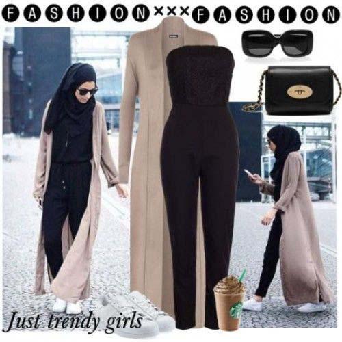 Styles Hijab Modernes8