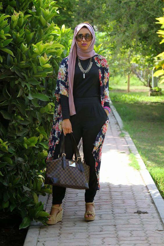 Styles Hijab Modernes9