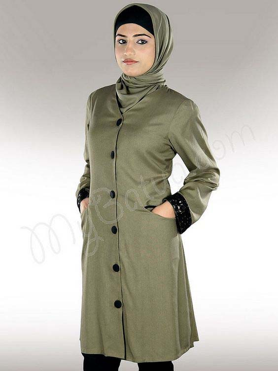 Styles Hijab fashion17