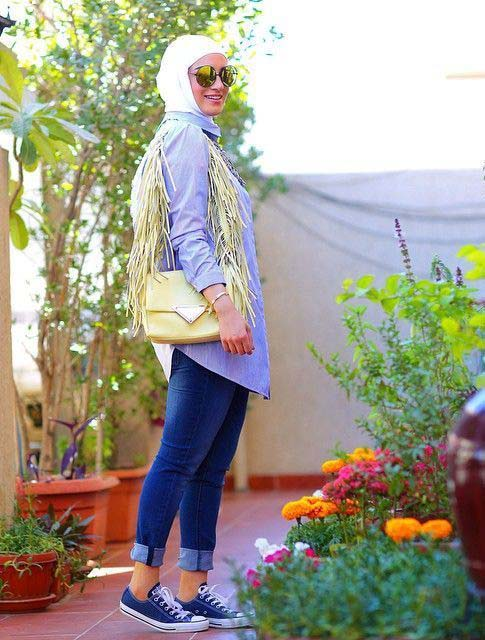 Styles Hijab fashion34