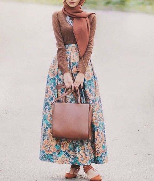 Styles de Hijab Modernes4