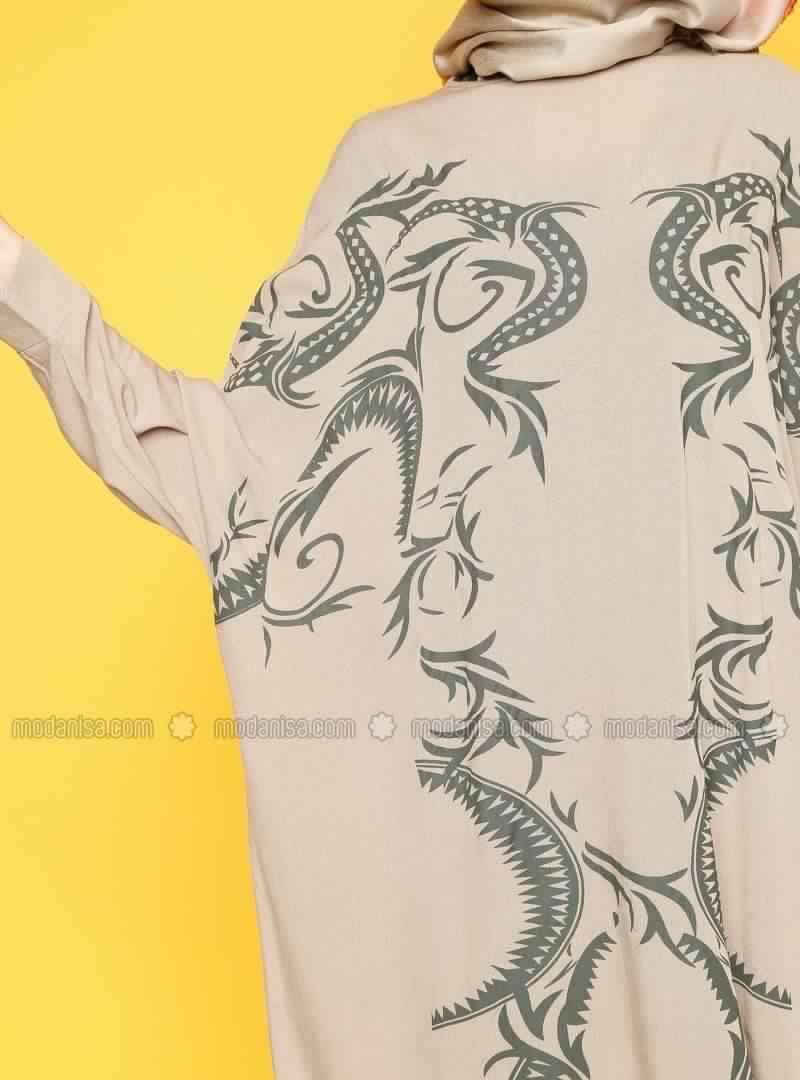 T-shirt-Tunique Longue