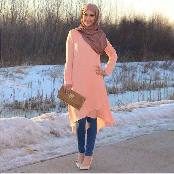 Tenue de Hijab15