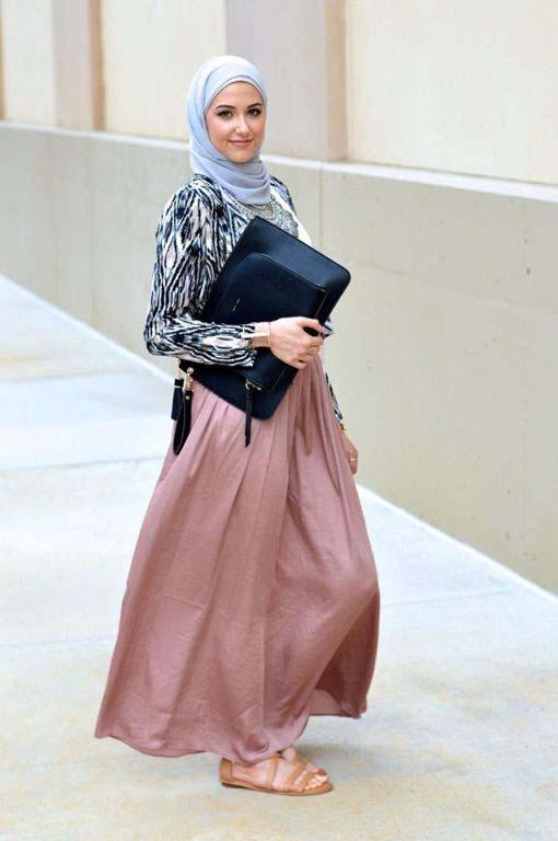 Tenues Hijab Originales9