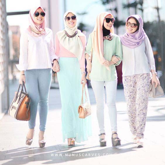 Tenues Hijab Ultra Confortables12