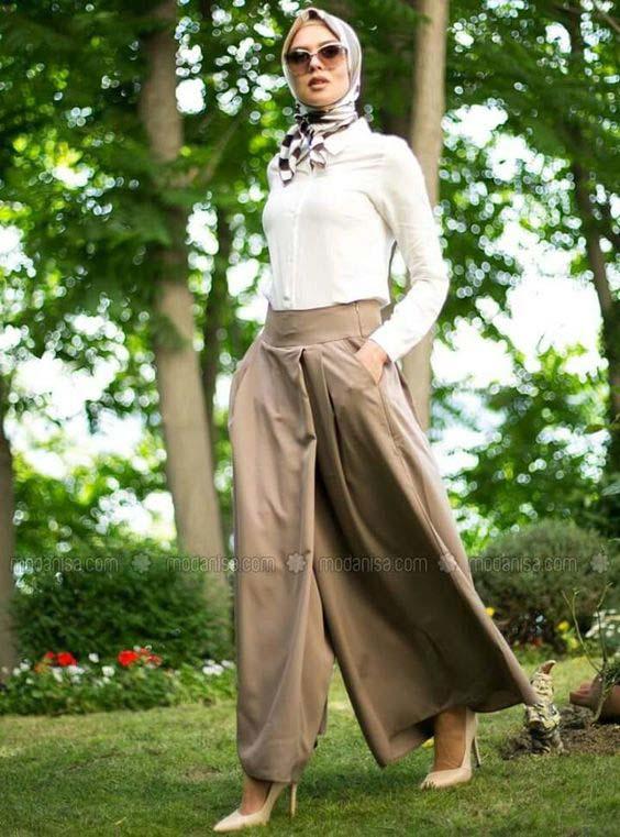 la Jupe Pantalon 9