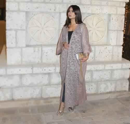 Abaya de Soirée10