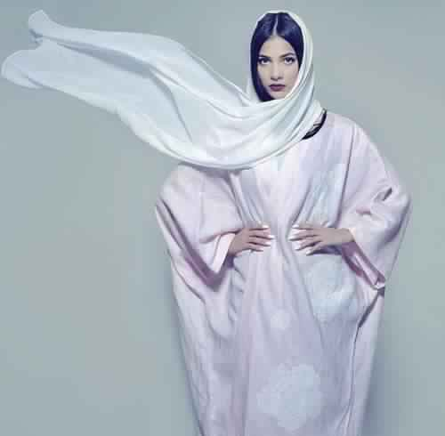 Abaya de Soirée4