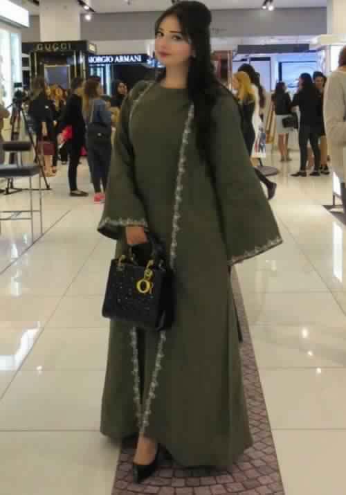 Abaya de Soirée5