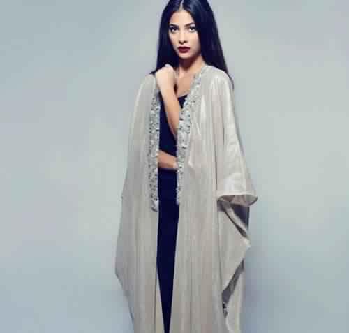 Abaya de Soirée6