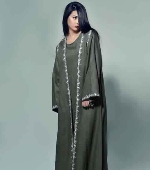 Abaya de Soirée7