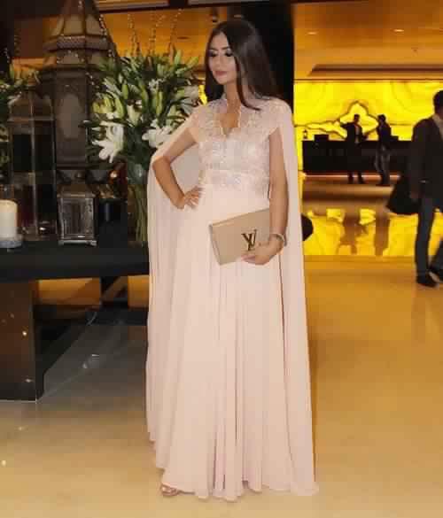 Abaya de Soirée8