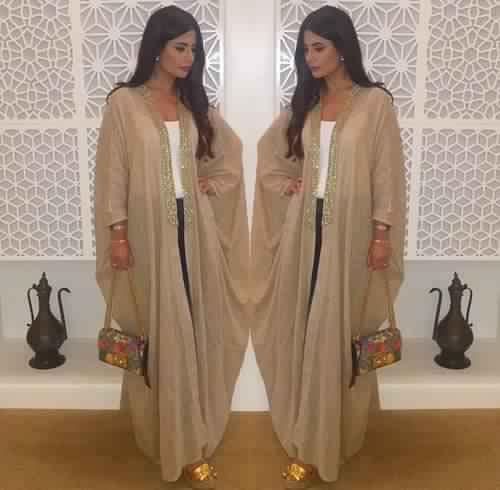 Abaya de Soirée9