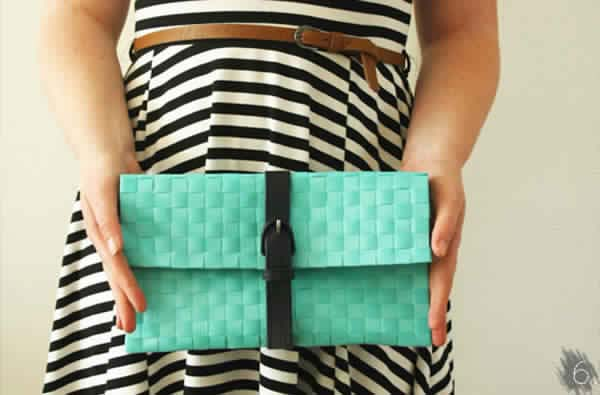 Astuce Brillante Pour Créer un Sac à main Pochette Enveloppe