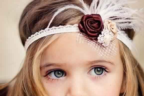 Coiffure Petites Filles Pour Eid Al Fitr 1