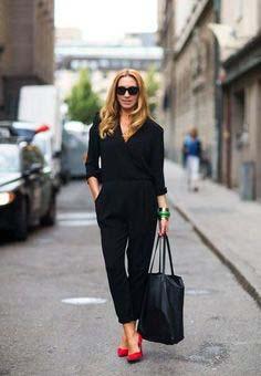 La Combi-pantalon, Comment la porter Avec Le Hijab ?2