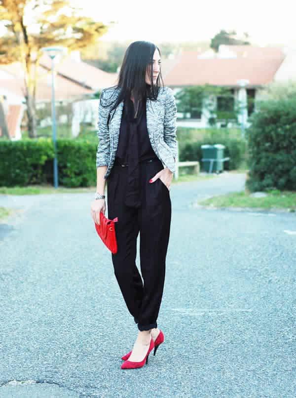 La Combi-pantalon, Comment la porter Avec Le Hijab ?3