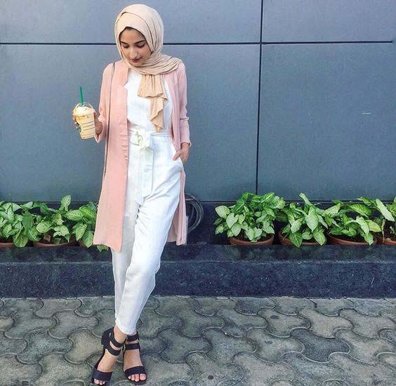 La Combi-pantalon, Comment la porter Avec Le Hijab ?5