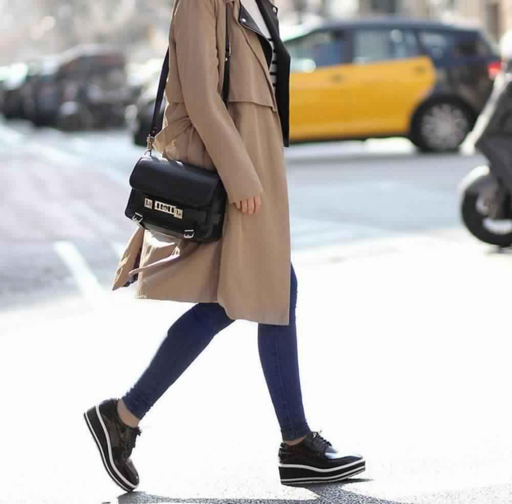 Looks Hijab avec un jean5