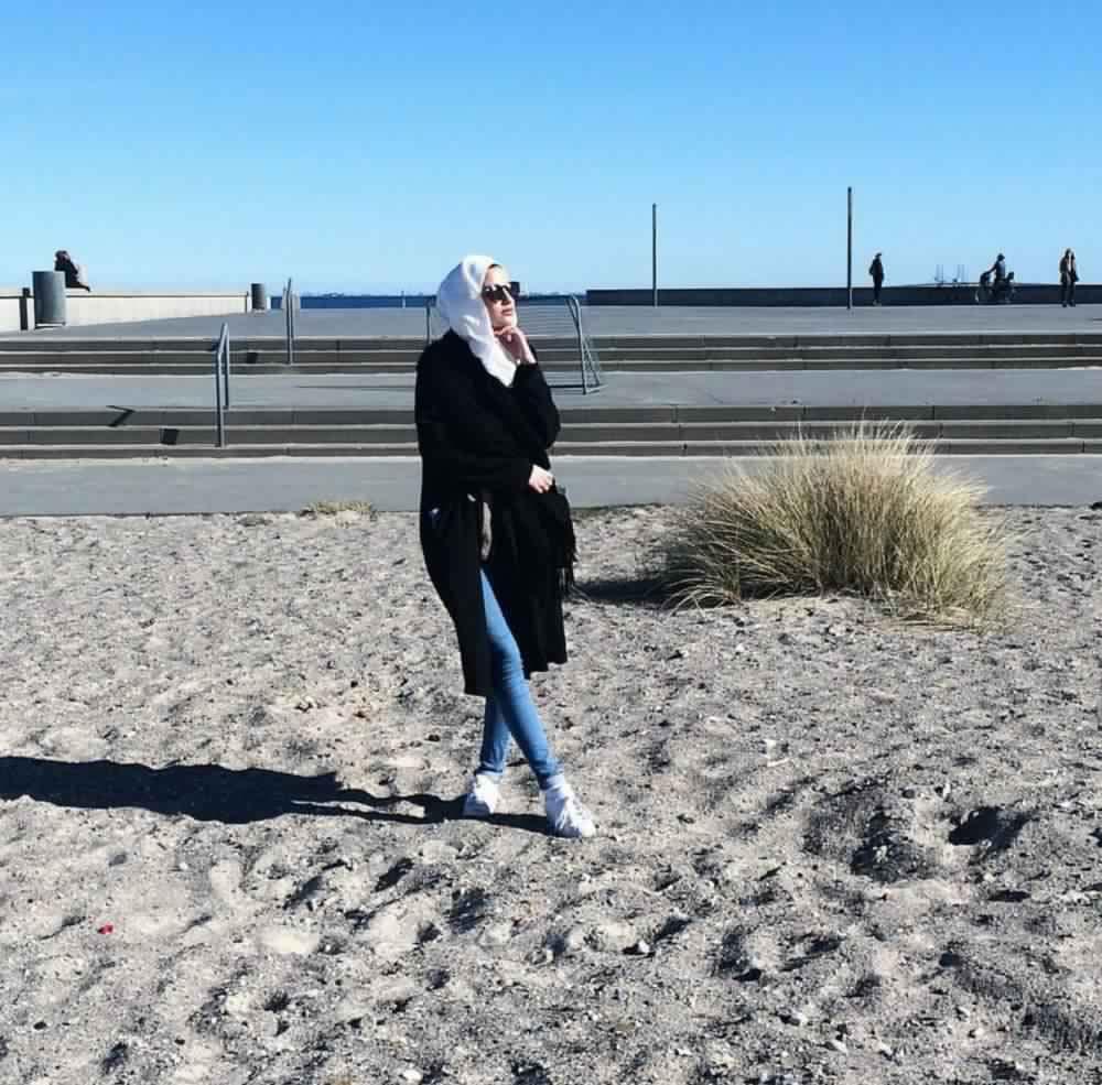 Looks Hijab avec un jean7