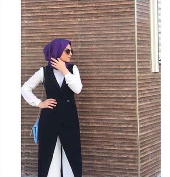 Looks Hijab d'été10