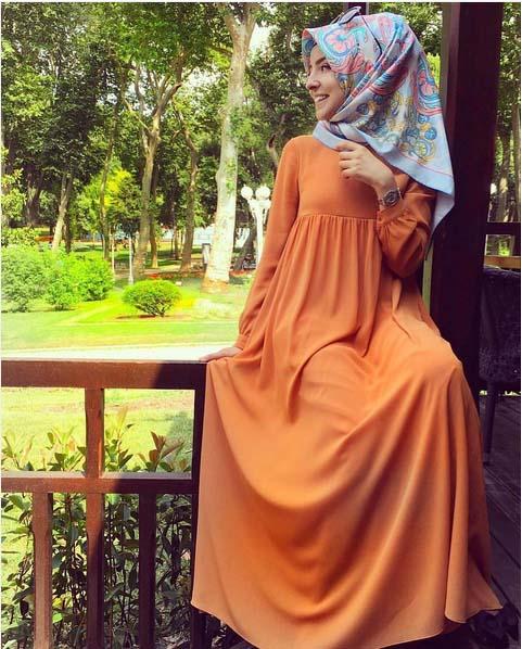 Looks Hijab d'été21