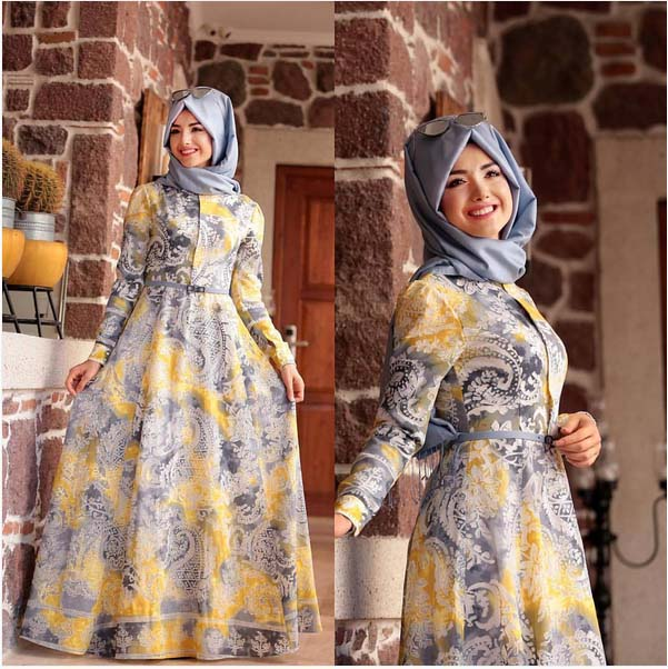 Looks Hijab d'été23