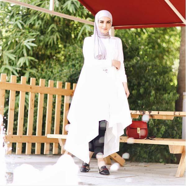 Looks Hijab d'été30
