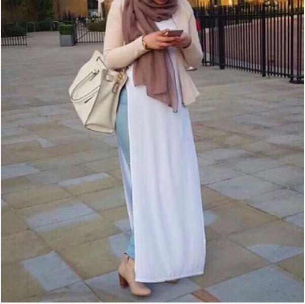 Looks Hijab d'été4