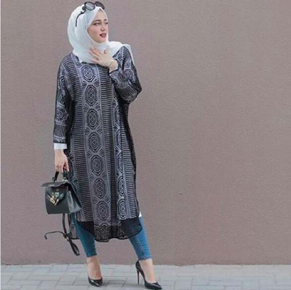 Looks Hijab d'été5