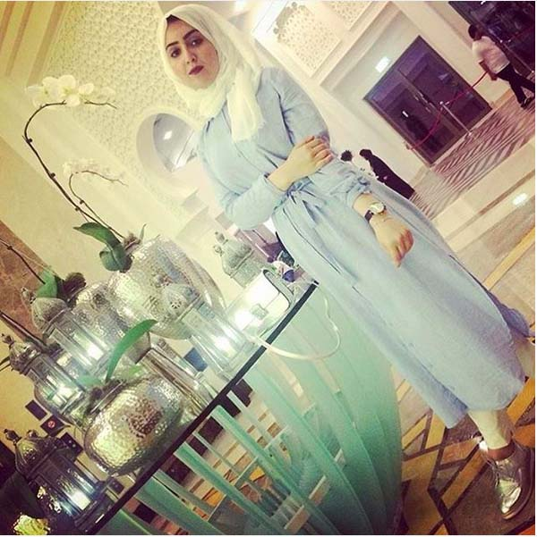 Looks Hijab d'été8