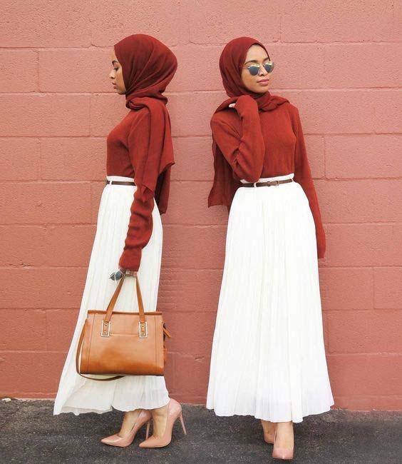Looks Hijab fasion1