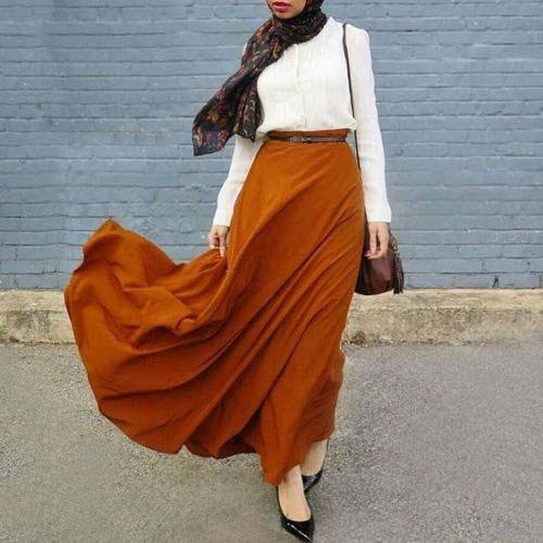 Looks Hijab fasion10