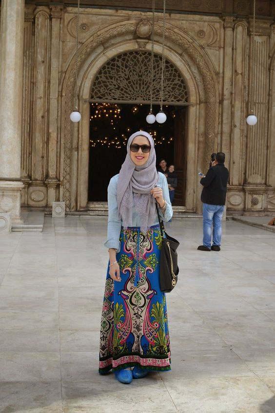 Looks Hijab fasion11