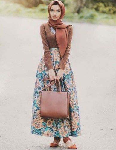 Looks Hijab fasion13
