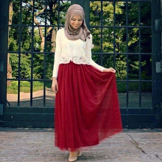 Looks Hijab fasion18
