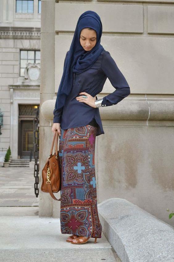 Looks Hijab fasion19