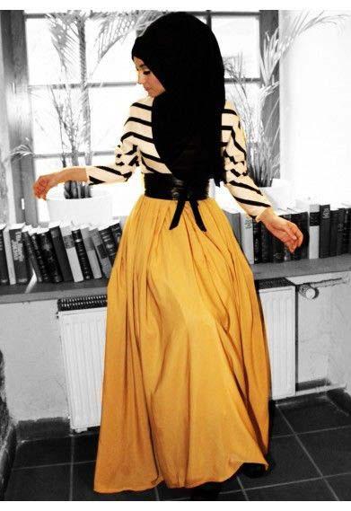 Looks Hijab fasion2
