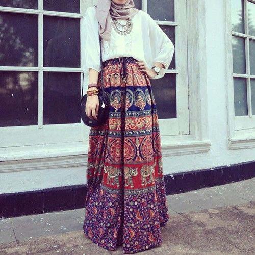Looks Hijab fasion20