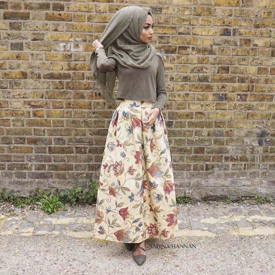 Looks Hijab fasion22