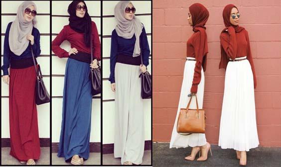Looks Hijab fasion24