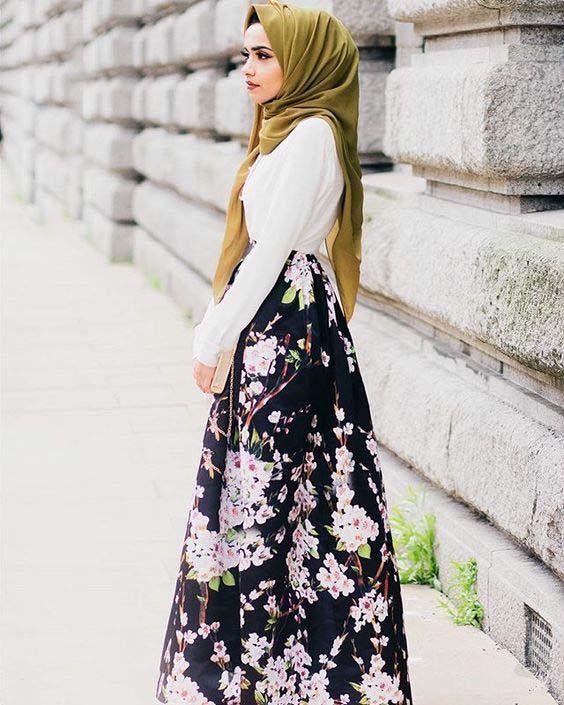 Looks Hijab fasion6