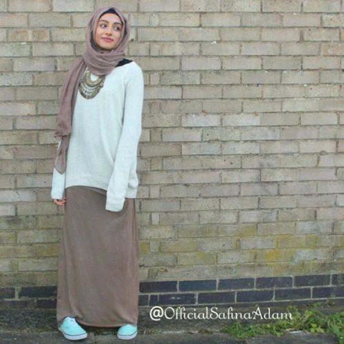 Looks Hijab fasion8