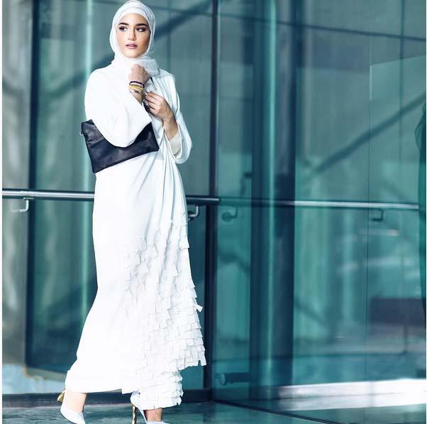 Morpho Robes Femme Voilée1