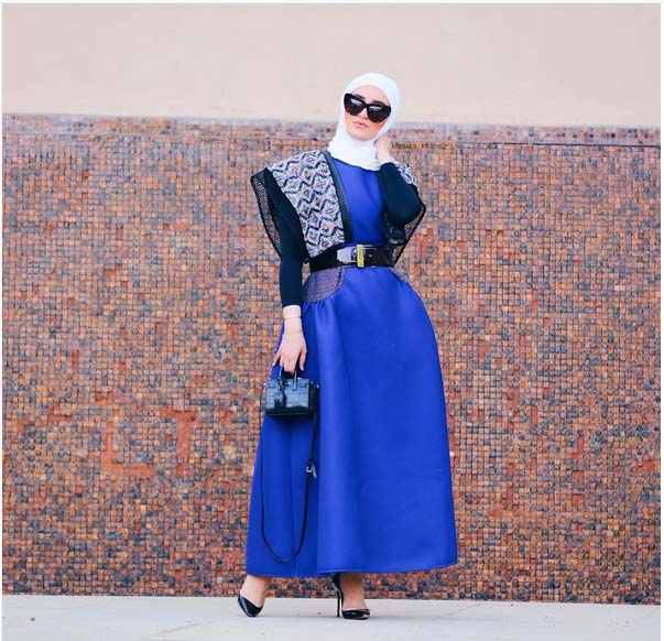 Morpho Robes Femme Voilée13