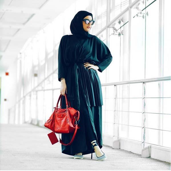 Morpho Robes Femme Voilée14