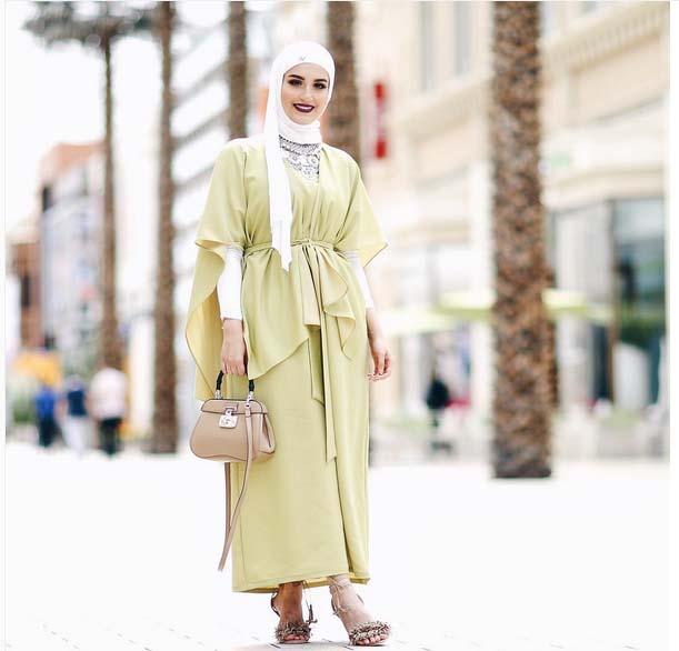 Morpho Robes Femme Voilée3