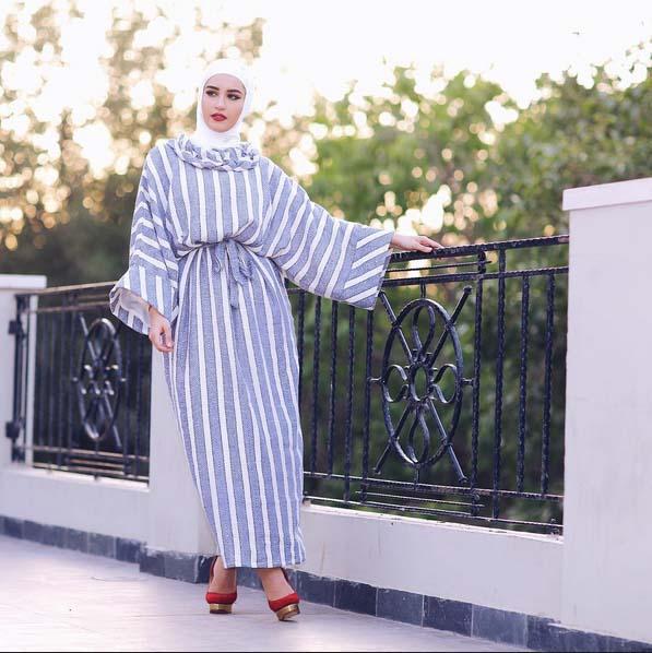 Morpho Robes Femme Voilée8